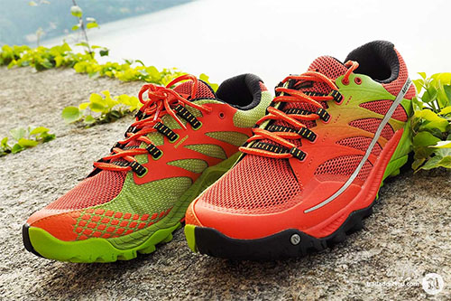 Merrell All Out Charge Orange