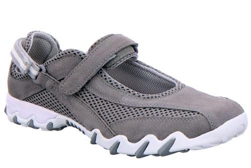 Allrounder Ergonomiska Sandaler Grey