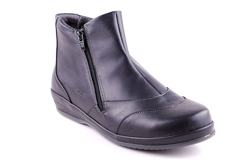 Suave Damboots Extra bred  Skinn