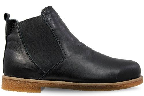 Charlotte Chelsea Boot Black