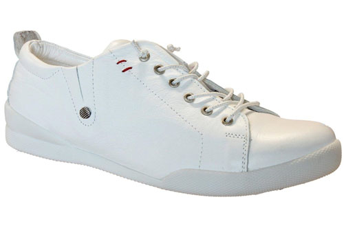 Charlotte Dam Sneakers White