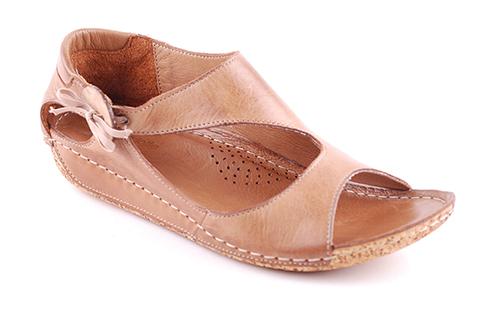 Charlotte of Sweden sandal brun