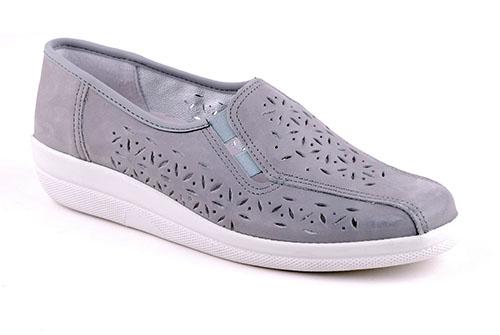 Aco Komfort Damsko Grey