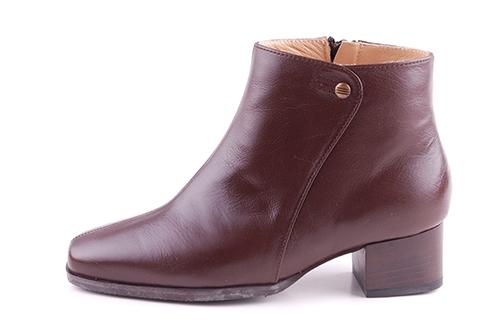 Drucker boots brun