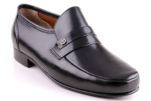 Mjuka loafers Lädersula