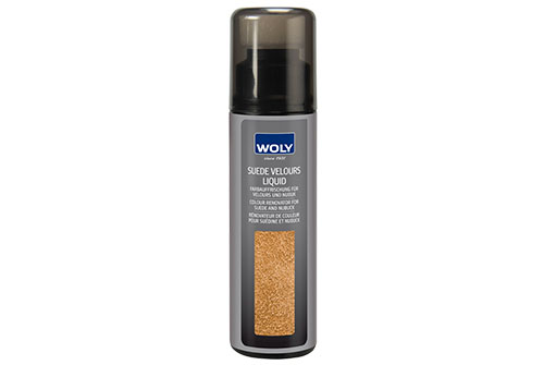 Woly Suede Velours Liquid Neutral
