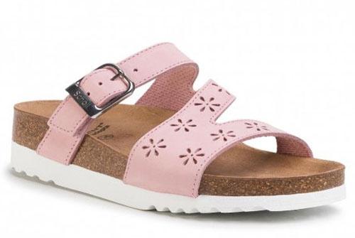 Scholl Fotriktiga Sandal Pink