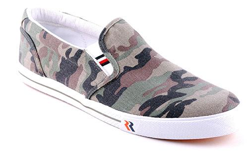 Romika Sneakers Canvas Kamouflage