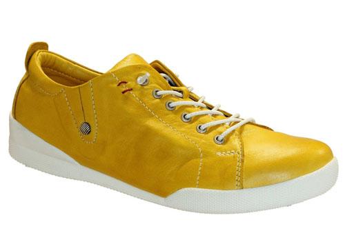 Charlotte Sneaker Yellow