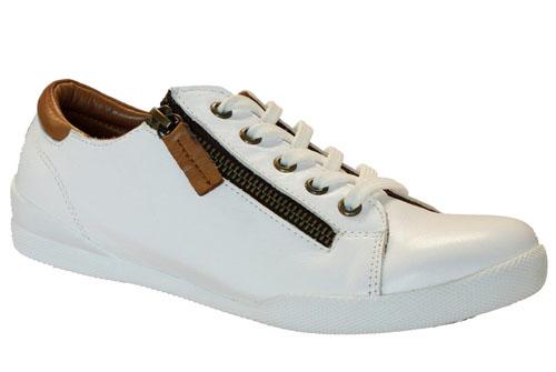 Charlotte Sneaker White