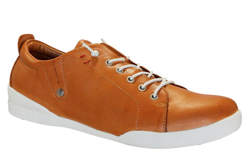 Charlotte Sneakers Cognac