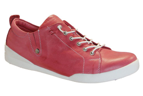 Charlotte Sneakers Coral