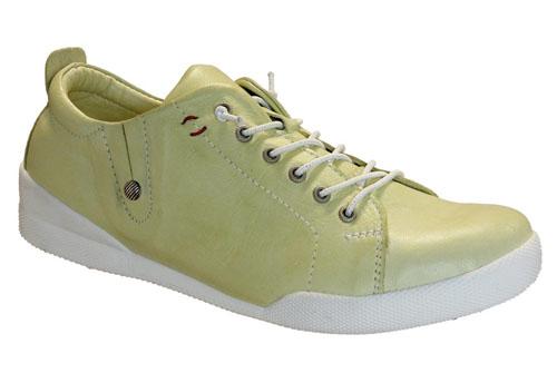 Charlotte Sneakers Pistasch