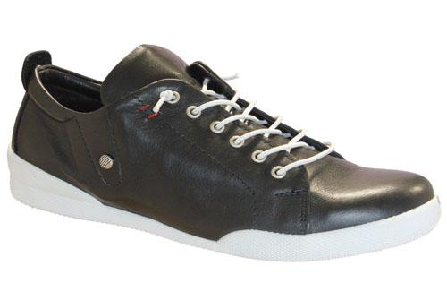 Charlotte Sneaker Black