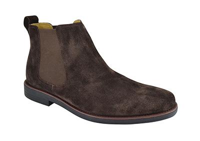 Steptronic Chelsea Boots Brun Herr