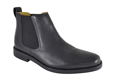 Steptronic Chelsea Boots Svart