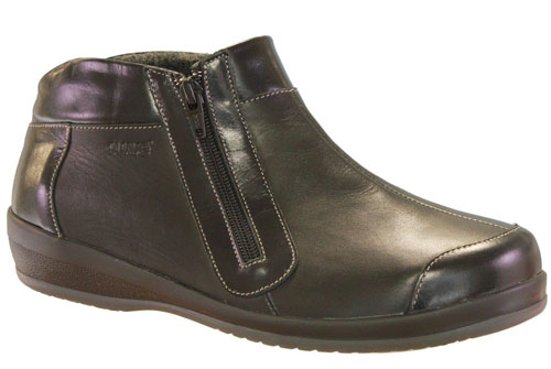 Suave Zipper Boot Extra Bred