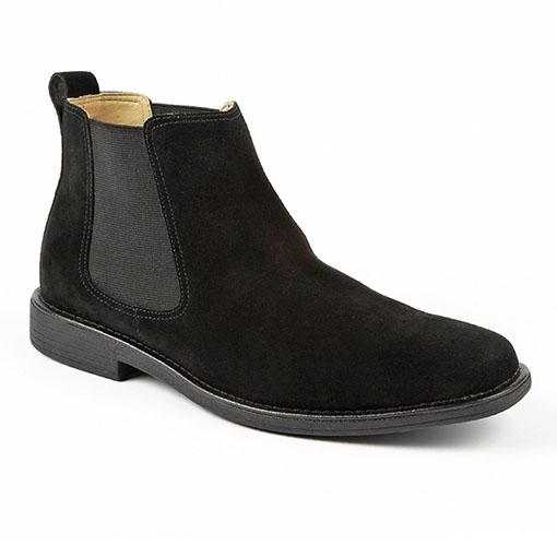 Steptronic Chelsea Boots Svart Herr