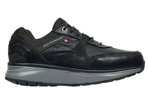Tony II Black ergonomiska skor