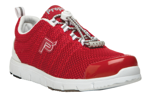 Propét Travel Walker Red