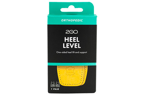 Orthopedic Heel Level