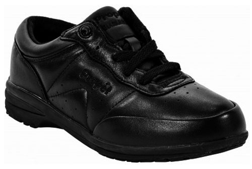 Propét Washable Walker Black Sneaker